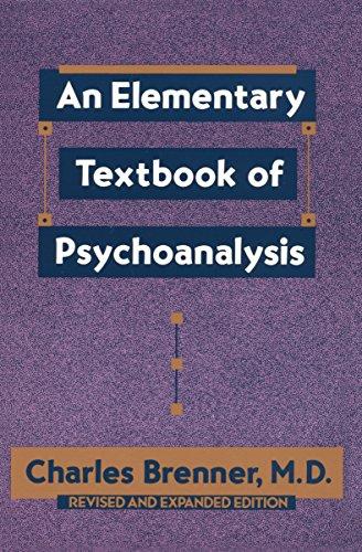 9780385098847: An Elementary Textbook of Psychoanalysis
