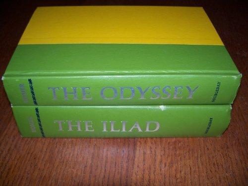 9780385110662: Iliad and the Odyssey