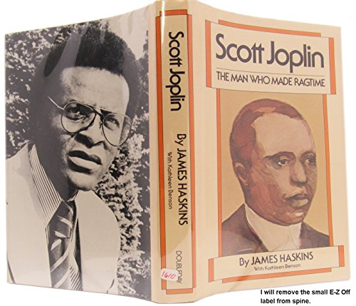 9780385111553: Scott Joplin: The Man Who Made Ragtime