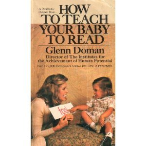 How to Teach your Baby to Read: Glenn Doman