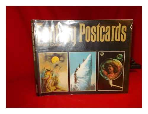 9780385111751: Fantasy postcards / [compiled by] William Ouellette ; with an introd. by Barbara Jones