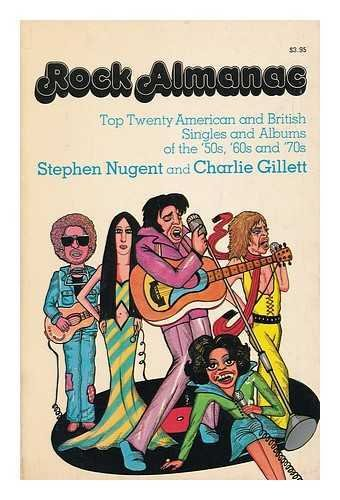9780385112048: Rock Almanac: Top 20 American and British Singles and Albums of the '50s, '60s, and 70s