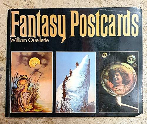 9780385112307: Fantasy postcards