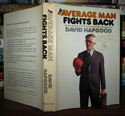 9780385112857: The average man fights back