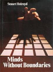 9780385113205: Minds Without Boundaries (A New library of the supernatural)
