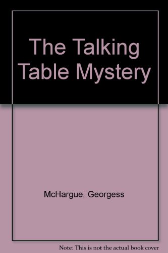 9780385113533: The Talking Table Mystery