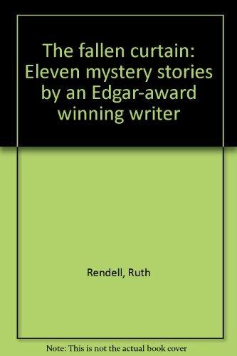 9780385116053: The fallen curtain: Eleven mystery stories by an Edgar-award winning writer