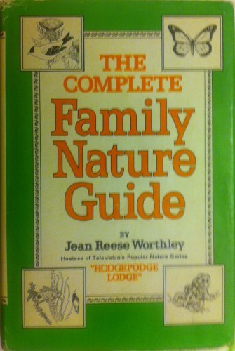 9780385116091: The complete family nature guide