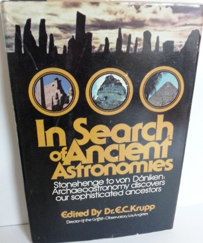 9780385116398: In Search of Ancient Astronomies