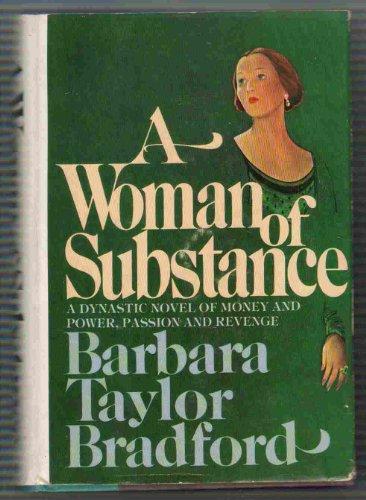 Woman of Substance: Bradford, Barbara Taylor