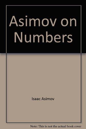 9780385120746: Asimov on numbers