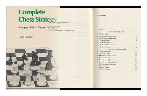 9780385121958: Complete Chess Strategy / Ludek Pachman ; Translated by John Littlewood - [Principles of Pawn Play and the Centre]