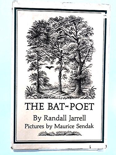 9780385122238: A bat is born, from The bat-poet