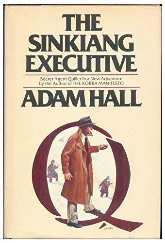 9780385122764: The Sinkiang executive