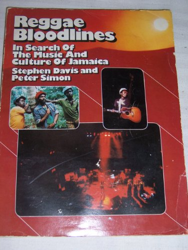 9780385123303: Reggae Bloodlines: In Search of the Music and Culture of Jamaica