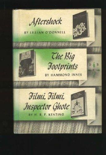9780385125215: Filmi, filmi, Inspector Ghote
