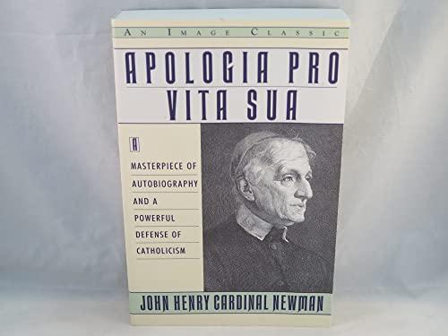 9780385126465: Apologia Pro Vita Sua