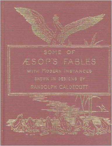 The Caldecott Aesop: Twenty Fables : A: Aesop, Alfred Caldecott