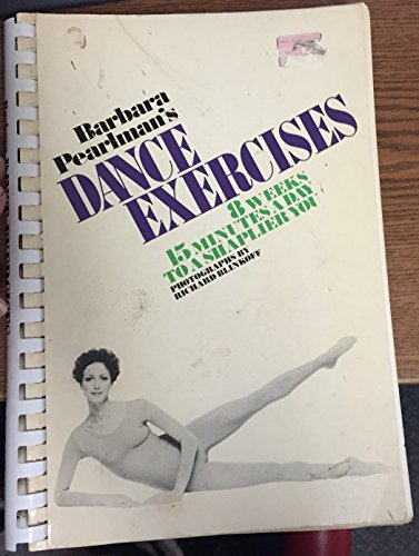 9780385126656: Barbara Pearlman's Dance exercises