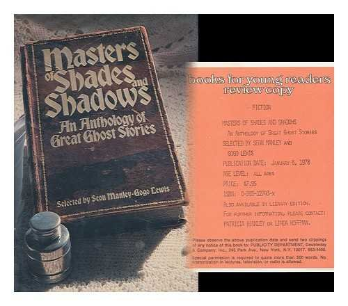 Masters of shades and shadows: An anthology: MANLEY, Seon &
