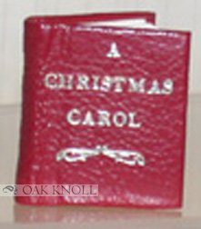 A Christmas carol in prose: Being a: Charles Dickens