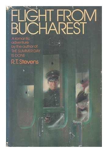 9780385128506: Flight from Bucharest