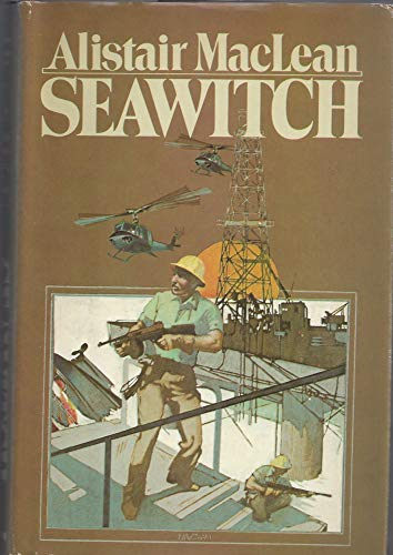 Seawitch / Breakheart Pass [two first edition volumes sold together]