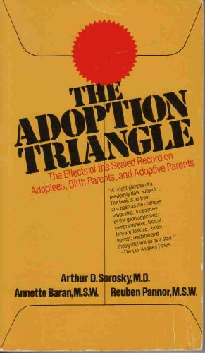The Adoption Triangle - the Effects of: Sorosky, Arthur D.,