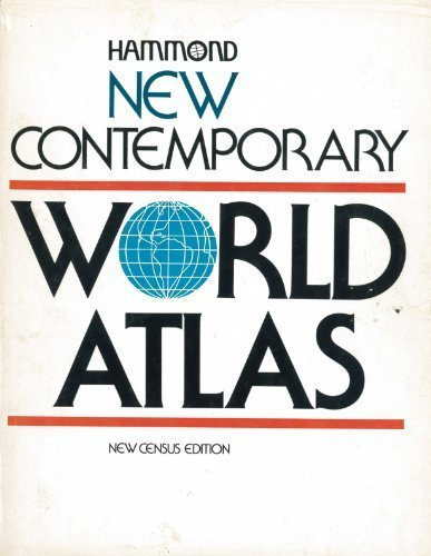 9780385128957: Hammond new contemporary world atlas