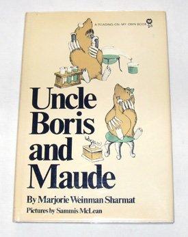 9780385129473: Uncle Boris and Maude