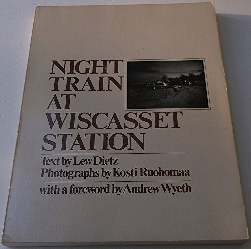 9780385131179: Night Train at Wiscasset Station