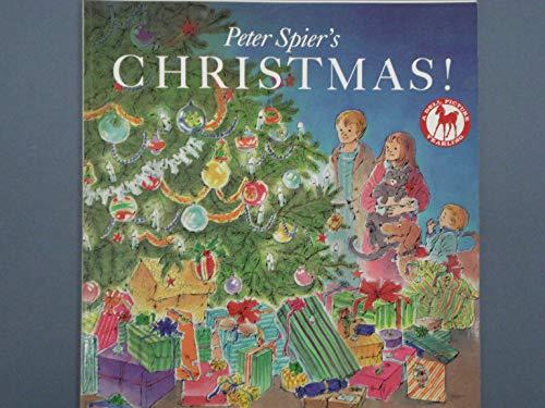 9780385131834: Peter Spier's Christmas