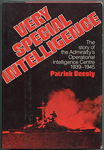 9780385132060: Very Special Intelligence The Story of the Admiralty