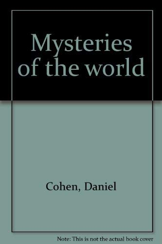 9780385133241: Mysteries of the world