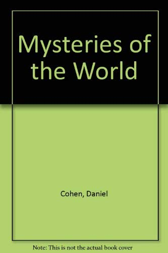 9780385133258: Mysteries of the world
