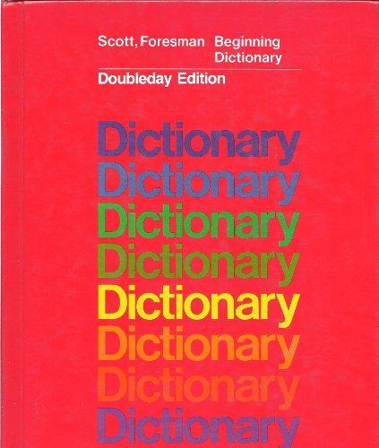 9780385133302: Scott, Foresman Beginning Dictionary