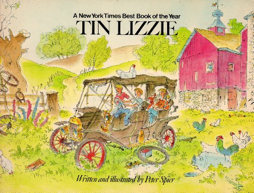 9780385133425: Tin Lizzie