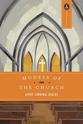 9780385133685: Models of the Church (Image Classics)