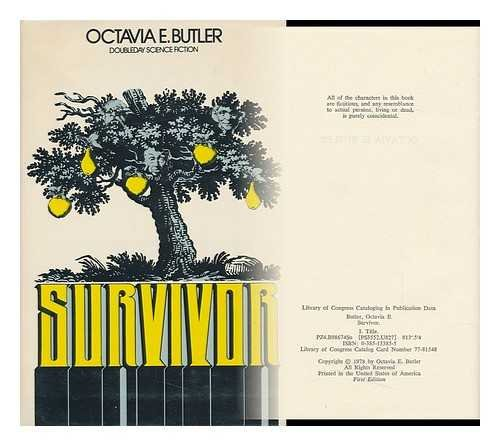 9780385133852: Survivor (Doubleday Science Fiction)