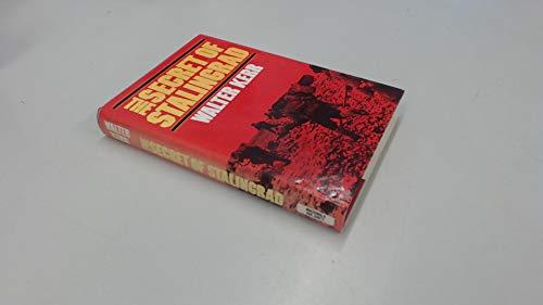 9780385134590: The Secret of Stalingrad
