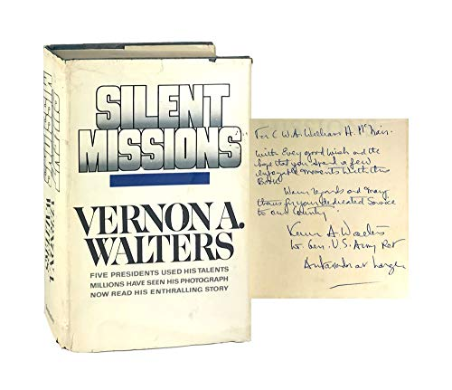 Silent Missions. Signed by the autor