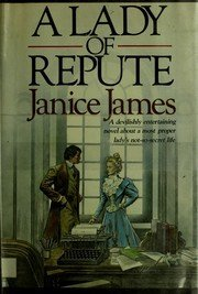 9780385135078: A lady of repute