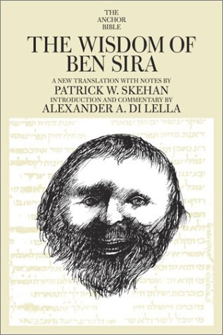 9780385135177: The Wisdom of Ben Sira: A New Translation With Notes: 39