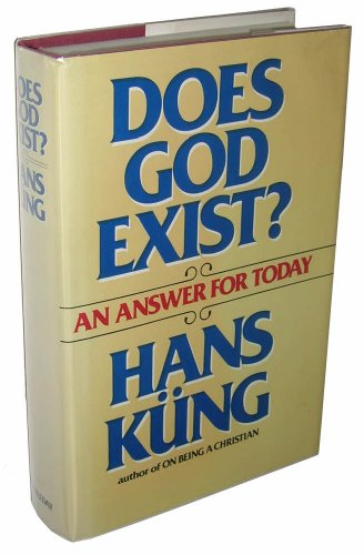 9780385135924: Does God Exist?: An Answer for Today
