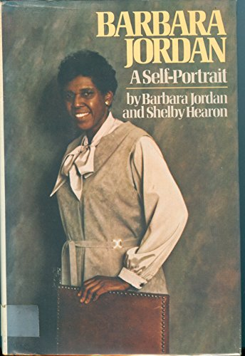 BARBARA JORDAN; A SELF-PORTRAIT
