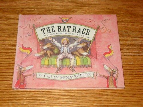 9780385136198: The rat race: The amazing adventures of Anton B. Stanton