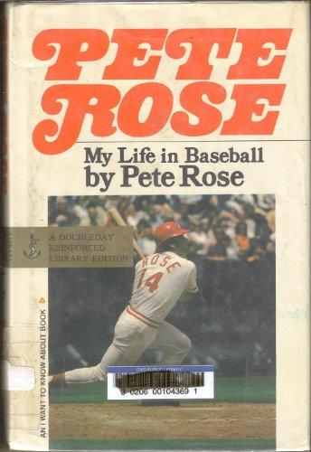 9780385136402: Pete Rose: My Life in Baseball