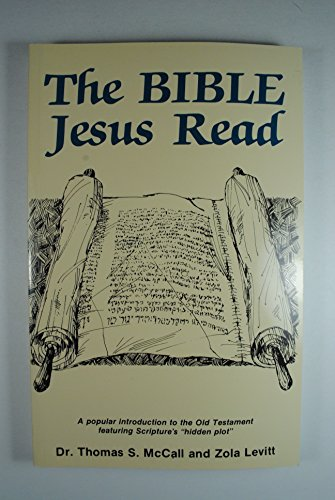 The Bible Jesus Read Is Exciting: Zola Levitt; Thomas
