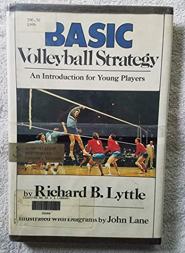 9780385140638: Basic Volleyball Strategy