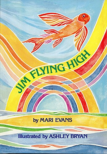 Jim Flying High (0385141300) by Evans, Mari